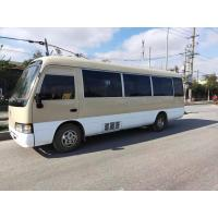 Best Good condition Japan Brand used Coaster bus toyota second hand mini coach bus for sale wholesale