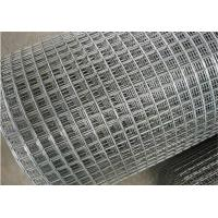 Best 3 / 4 Inch Galvanized Wire Mesh Rolls / 50cm Wide Wire Mesh Panels For Concrete wholesale