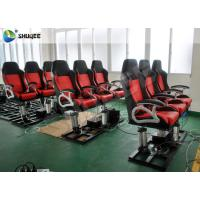 Best 6D Cinema Equipment 6d Movie Theater Electric / Hydraulic / Pneumatic wholesale