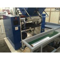 Buy cheap PLC Slitting Rewinding Machine Slitter And Rewinder Machine withRewind Type: Full Automatic for Cling Film from wholesalers