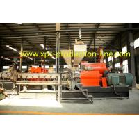 CFC / HCFC / HFC Free XPS Machine for Styrofoam Insulation Board