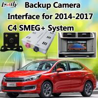 Buy cheap Reverse Camera Interface for Citroen C4C5 with Active Parking Guidelines from wholesalers