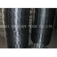 Buy cheap CBT 65 22 Mm Galvanized Razor Wire Fence Rust Resistance For Mesh Fence from wholesalers