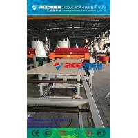 Cheap plastic ceiling panel production line/ pvc ceiling panel extrusion line/plastic ceiling tiles making machine for sale