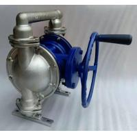Best Hand operated diaphragm pump self priming pump not clogging pump wholesale