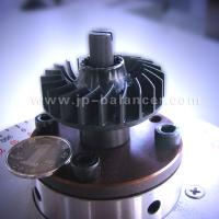 China Auto fan motor dynamic balancing machine on sale