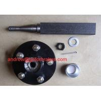 Best boat,yacht trailer brake hub assembly parts,one step for all brake system parts wholesale