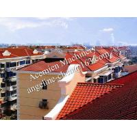 Best PVC+ASA/PMMA two layer or three layer synthetic resin roof tile roofing sheet wholesale