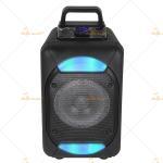 Best Mobile Amplified PA Speaker Waterproof , 8 PA Speakers With Led Lights wholesale