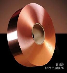 China T2 C11000 C1100 Copper Foil Roll CU-ETP GB UNS JIS 0.03-3mm Copper Terminal Strips on sale