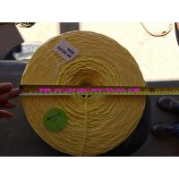 Best 0.83g/m 100% PP Virgin Material Tomato Tying Rope Agricultural String White Color wholesale