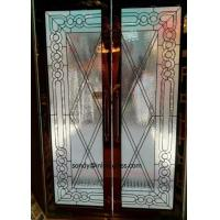 patina caming decorative stained glass
