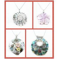 Best Custom Made Charm Handmade Jewelry Shell Pendant 20-30mm For Necklace wholesale
