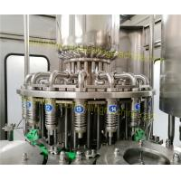 Purified / Mineral Water Bottle Filling Machine SUS304 Material CGF18-18-6