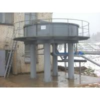 China SUS304 Round Dissolved Air Flotation System Large For Waste Water Treatment Plant on sale