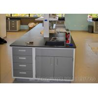 Best 304 SUS Steel Dental Laboratory Bench School Science Furniture Movable Structure wholesale