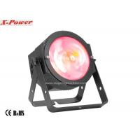 Best 30 W COB Led Stage Lighting / 3 In 1 Auto Sound Activated Disco Lights wholesale