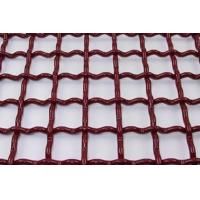 Woven Vibrating Screen Mesh|Quarry Screen Wire Mesh Made by Steel Wire
