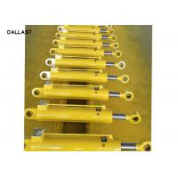 Best 4 Ton Double Acting Hydraulic Cylinder Chrome Plating For Coal Mining Machinery wholesale
