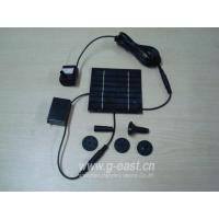 Best Solar powered water pump system wholesale