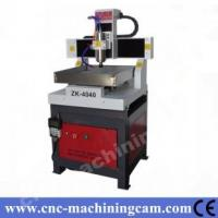 Best mini cnc metal machine ZK-4040(400*400*120mm) wholesale