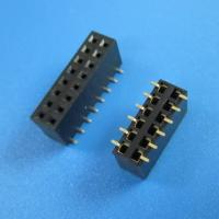 Cheap 2.54mm pitch  2*8 Pin PCB connector 2.54mm SMT  female header for sale