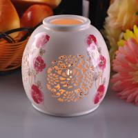 Best Personalised Ceramic Candle Holder Handmade Heat Resistant ASTM Test wholesale