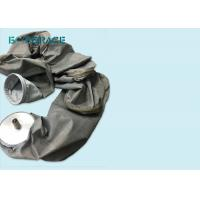 Buy cheap Carbon Black Plant Fiberglass Filter Bags Dust Filter / Air Filter Media from wholesalers