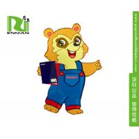 China Recyclable Cardboard Display Unit , Cardboard Book Display Standee Lightweight on sale