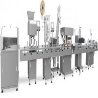 Best Capsule Counting Automatic Packaging Machine Filling Capping And Labeling Machine wholesale