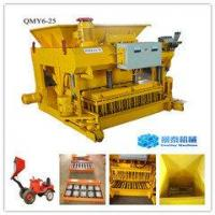 Best QMY6-25 Egg Laying Concrete Block Making Machine wholesale
