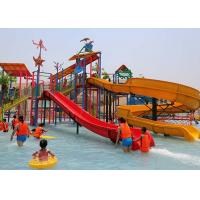 Best Colorful Seaside Water Playground Equipment wholesale