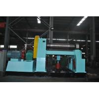 Best W12-55X2500 4 Roller Pipe Bending Machine Drive By Hydraulic 600mm Top Roll wholesale