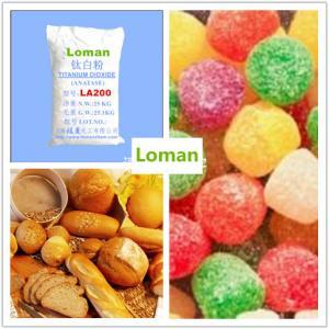 Best Anatase Titanium Dioxide Loman Brand LA200 for High Grade Product wholesale