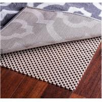 China Corrosion Resistance Grid Tools PVC Non Slip Mat 5mm Carpet Underlay With ODM Service on sale