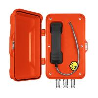 Best Auto Dial Analog Explosion Proof Telephone With Aluminium Alloy Material Case wholesale