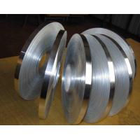 Buy cheap Customize Aluminium Foil Strip With Mill Finish Surface Treatment from wholesalers
