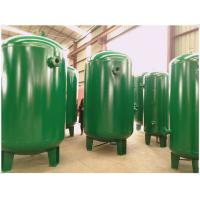 Best ASME Certificated  Compressed Air Storage Tank Low Pressure Vertical Orientation wholesale