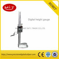 China 0-300mm/0-12 Electronic Digital Height Gauge with Single Beam/Measuring calipers on sale