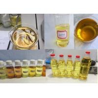 Best Light yellow liquid Blend Steroid Injection Oil Tritren 180mg / ml for Muscle Gain wholesale
