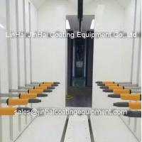 Best High Quality Automatic Powder Painting Spray Booth Powder Paint Cabinet wholesale