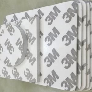 Acrylic foam tape with multi shape