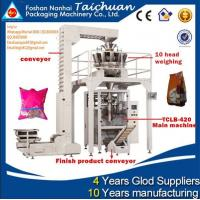 Best factory price TAICHUAN almond/green pean/ sunflower seeds packing machine wholesale
