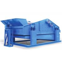 Best 13M2 Mining Vibrating Screen Machine Vibration Motor Fixed With Bolts wholesale