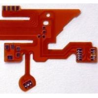 Best 2 Layer Polyimide Immersion Gold 0.2mm Flexible PCB Board / Flex Board For Computer Application, LED wholesale