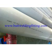 "Best 15 - 300 mm SMLS , ASME B36.19 Duplex Stainless Steel Pipe 18 "" ASTM A790 / UNS S32205 wholesale"