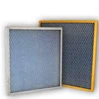 China ISO	custom low resistance high efficient non - woven industry air filter / 0.1 micron air filter, high flow air filter on sale