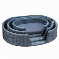 China Wicker Dog Bed/Pet Kennel Furniture with Aluminum Frame, PE Rattan, UV- and Water-resistant on sale