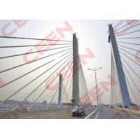 Quality Pre-stressed tensioning system and post tension jack forLonghu inner ring road Bridge wholesale