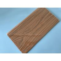 Buy cheap Anti Corrosion PVC Wood Panels For Interior Decoration 7mm / 7.5mm / 8mm Thickness from wholesalers